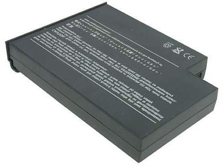 Аккумулятор / батарея (F5398) для ноутбука Fujitsu Lifebook C1020 C1010 C1110 Series,14.8v 4000mAh