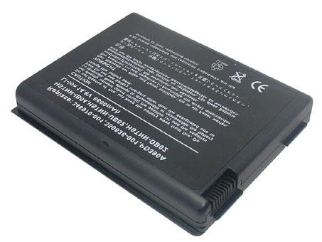 Аккумулятор / батарея (DP399A) для ноутбука Pavilion zv5100 zv5101AP zv5101US Series,14.8v 6600mAh
