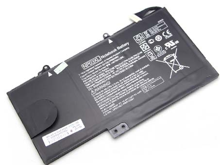 Аккумулятор / батарея (HSTNN-LB6L) для ноутбука HP BATTERY X360 13 A010DX,11.4V 43WH