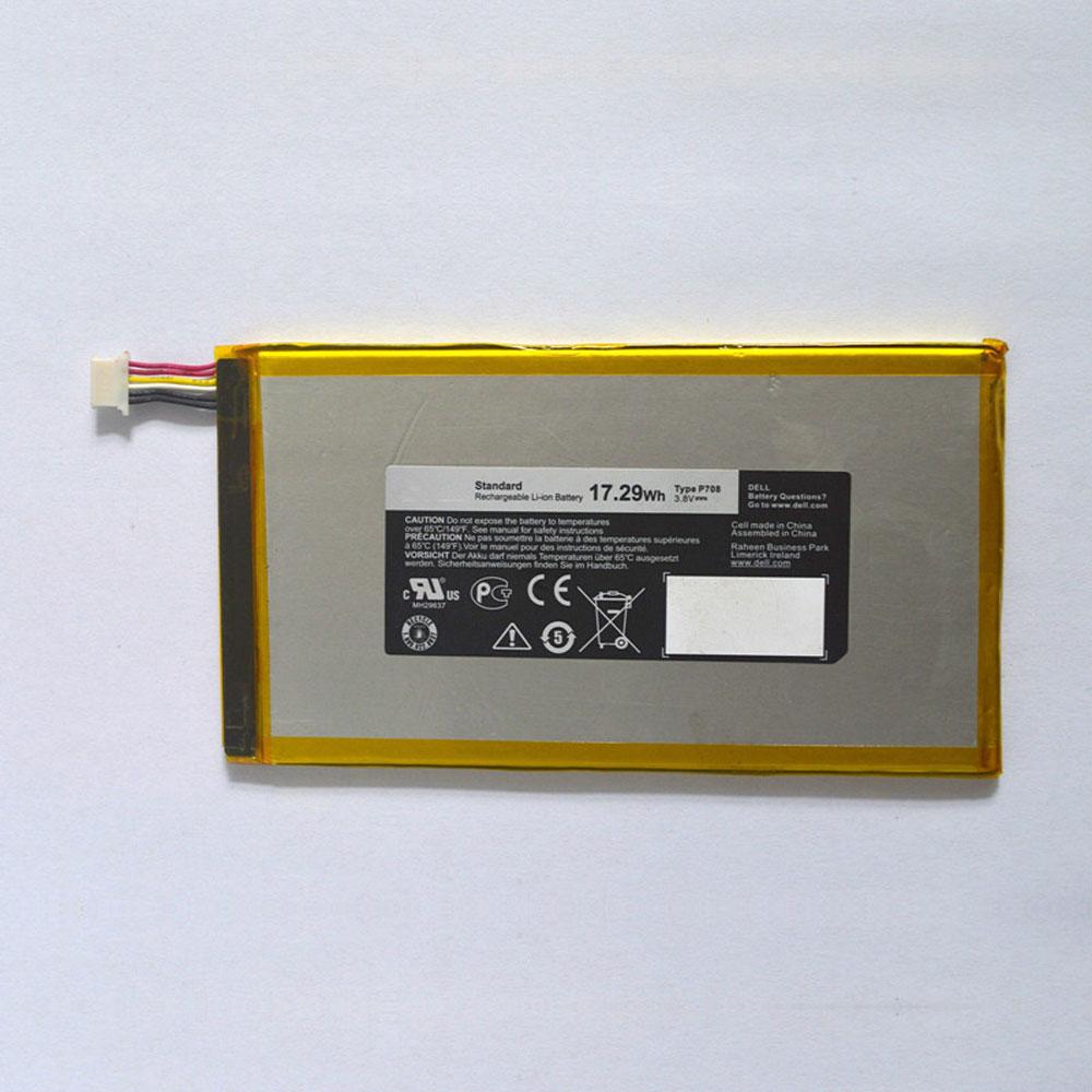 DELL P708 3.8V 4550MAH/17.29WH