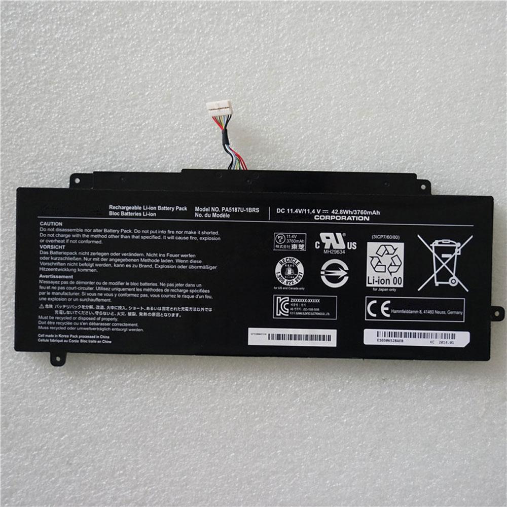 TOSHIBA PA5187U-1BRS 10.8V 3760mAh/43Wh