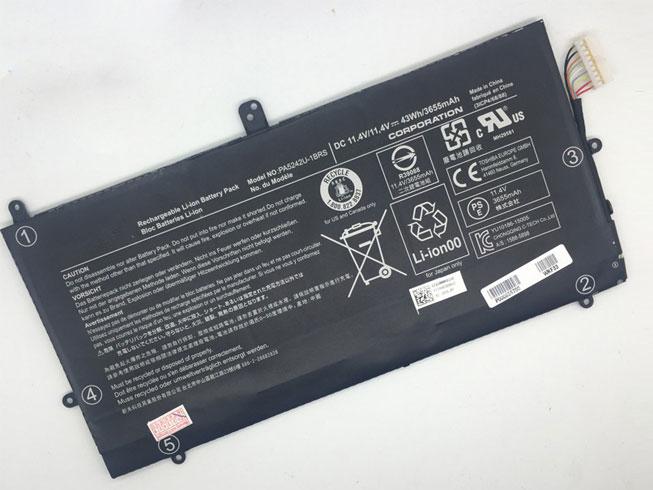 TOSHIBA PA5242U-1BRS 11.4V 43Wh/3655mAh