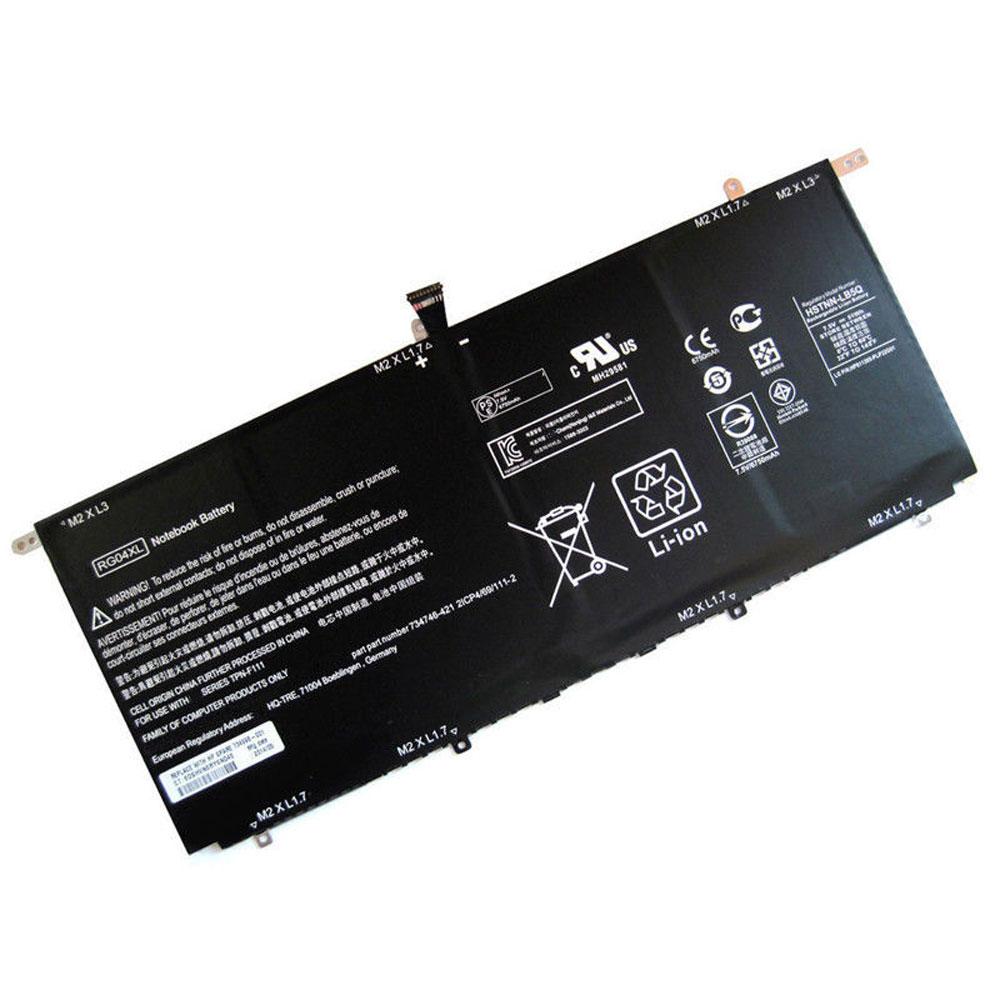 HP RG04XL 7.4V 51Wh