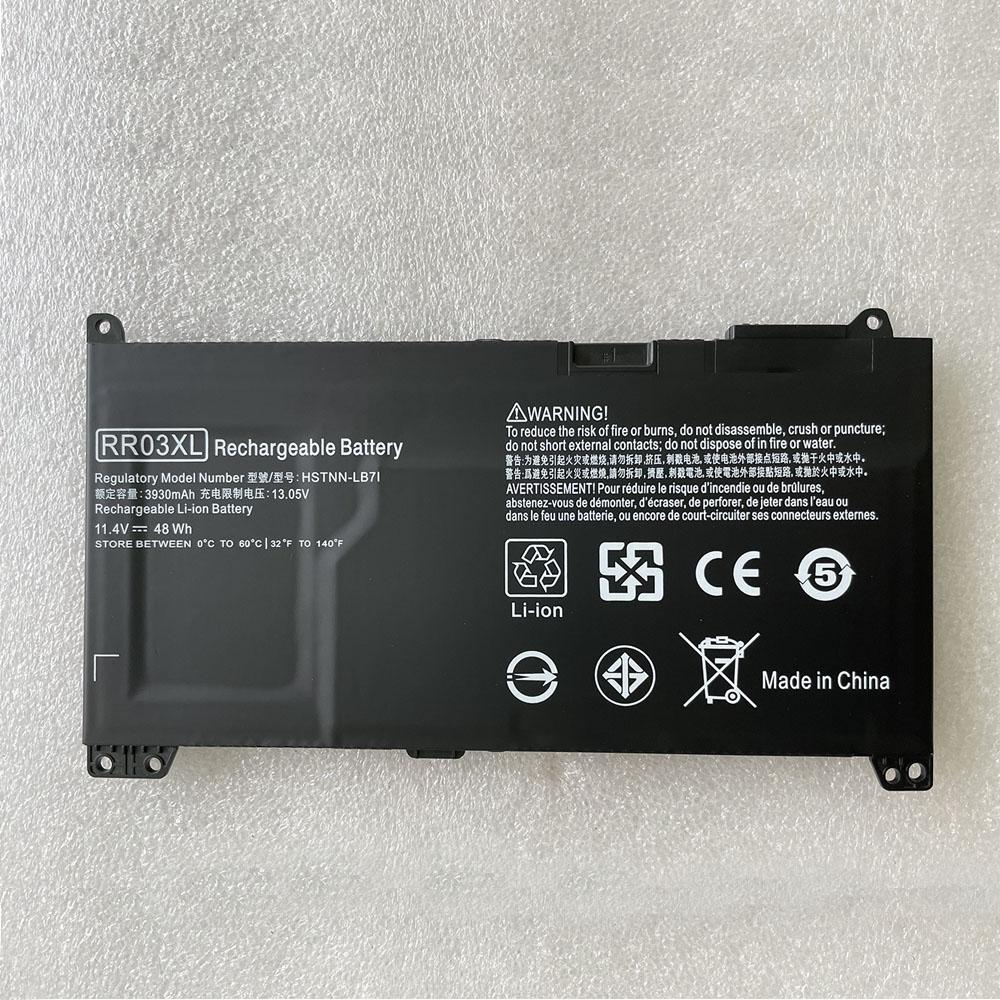 HP HSTNN-UB7C 11.4V 4000mAh