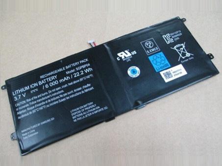 SONY SGPBP04 3.7V 6000mAh/22.2Wh