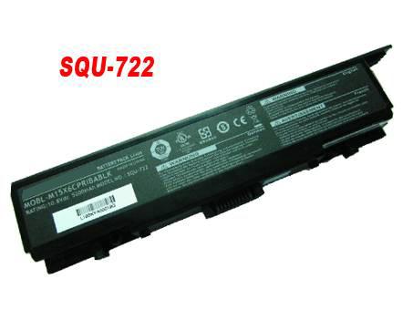 DELL SQU-722 10.8v 5200mah