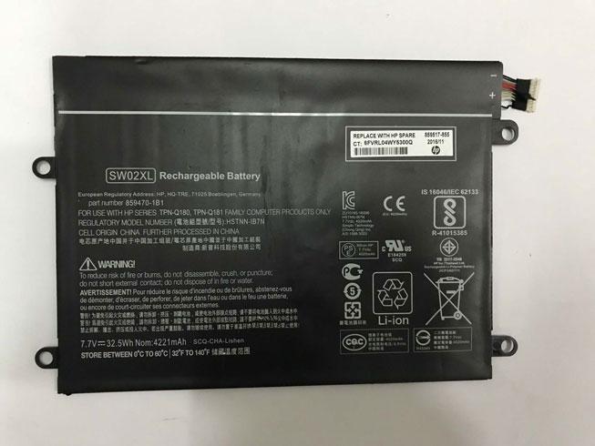 HP HSTNN-IB7N 7.7V 32.5Wh