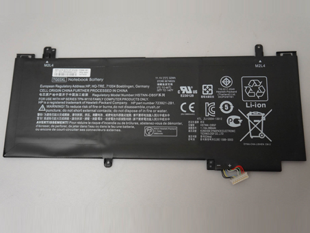 Аккумулятор / батарея (TG03XL) для ноутбука HP Split X2 13 g 13.3inch,11.1V 32WH