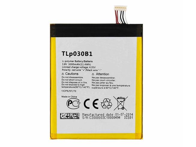 ALCATEL TLP030B1 3.8V/4.35V 3000MAH/11.4Wh