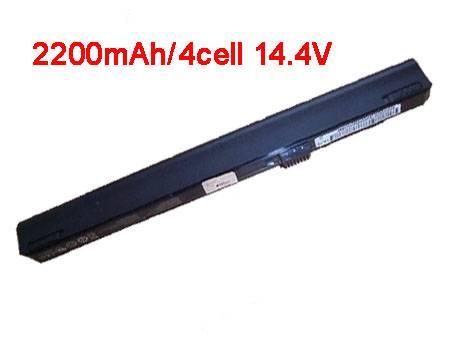 HASEE UL30-C17 14.4v 2200mah/4cell