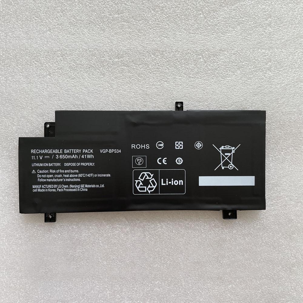 SONY VGP-BPS34 11.1V 3650mAh/41WH