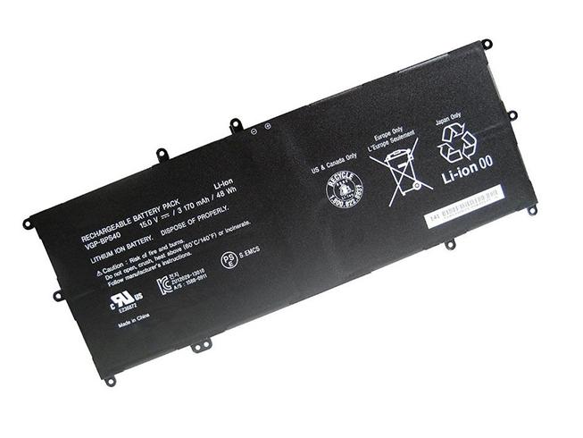 SONY VGP-BPS40 15.0V 48Wh/3170mAh