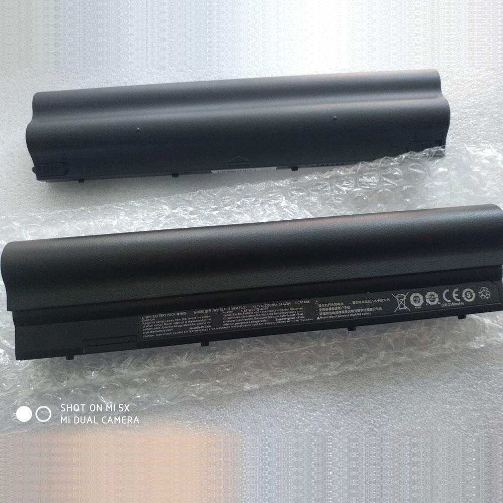 CLEVO W217BAT-6 11.1V 4400mAh / 48.84Wh