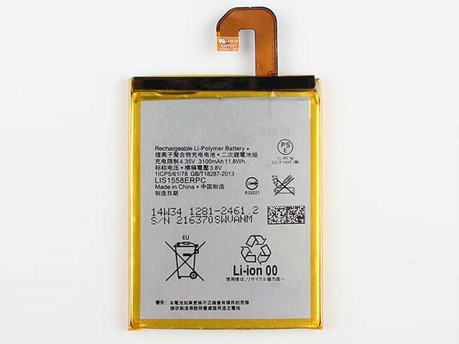 SONY LIS1558ERPC 3.7 DVC 3100 mAh
